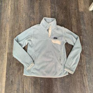 Patagonia retool fleece jacket.